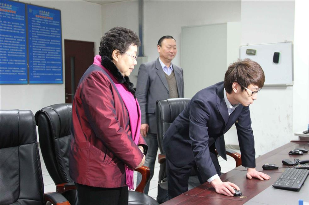 市领导检查天津博物馆春节期间安全生产工作